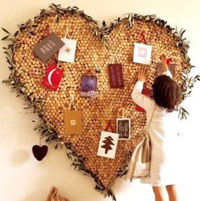 ideas para reciclar tapones de vino. Black Bedroom Furniture Sets. Home Design Ideas