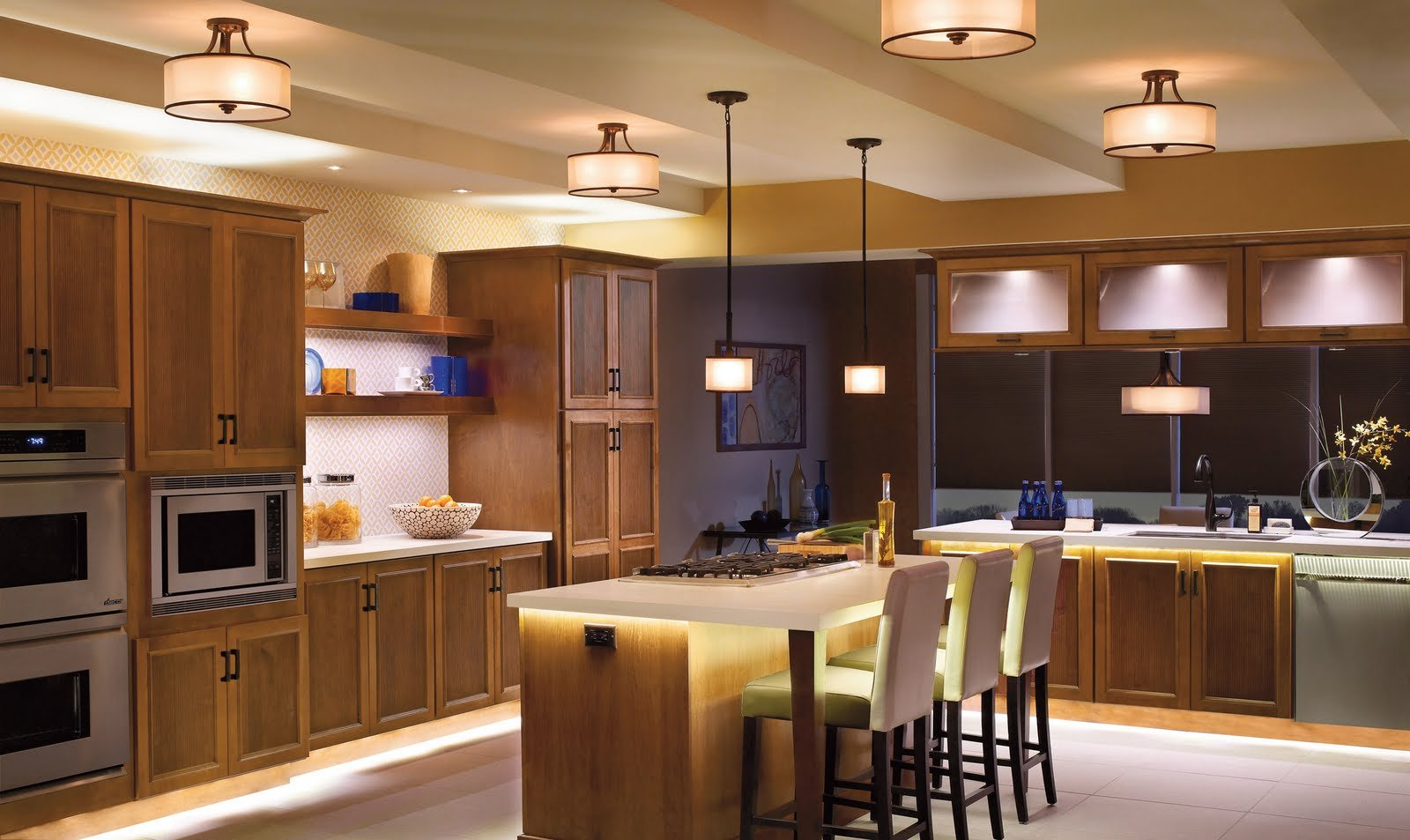 Kitchen Lighting Design 1600 x 953