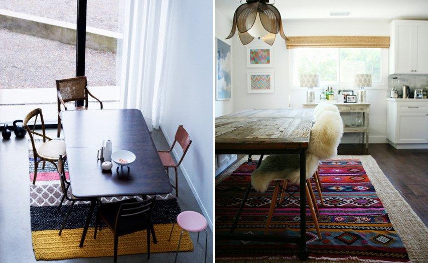 Resultado de imagen para alfombras estilos