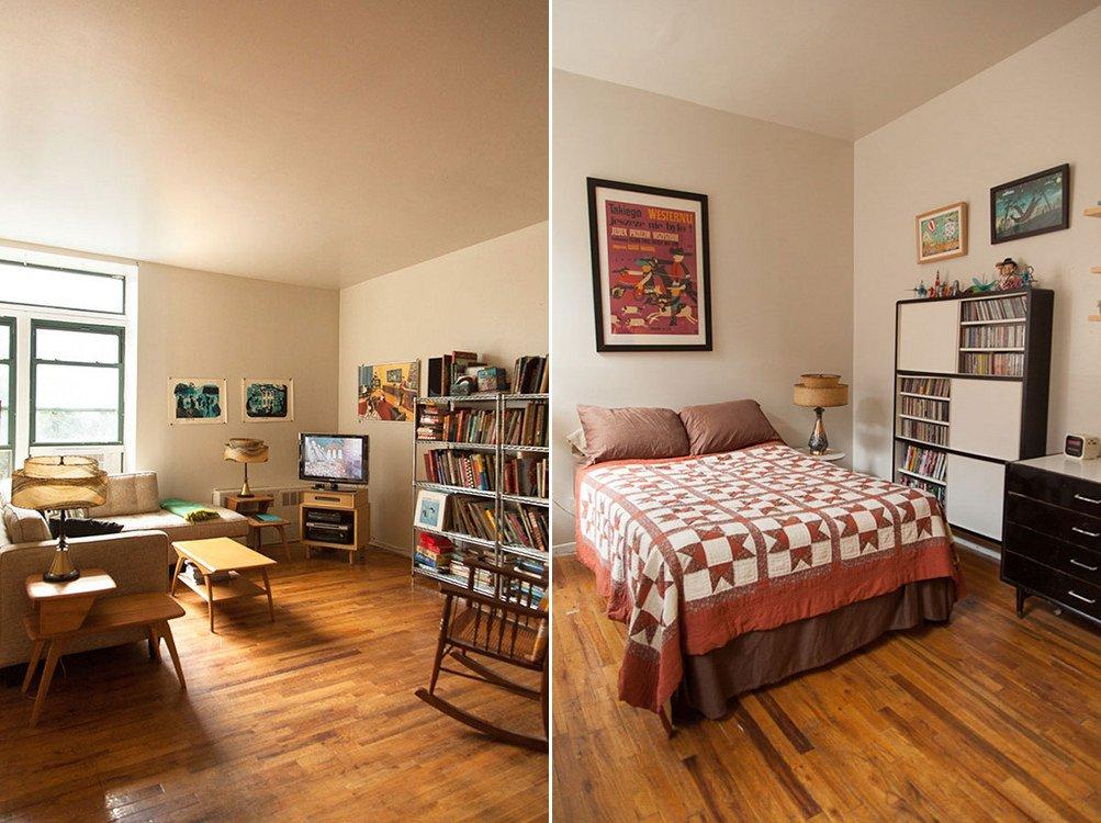 Apartamento de estilo contempor neo y vintage - Decoracion vintage barata ...