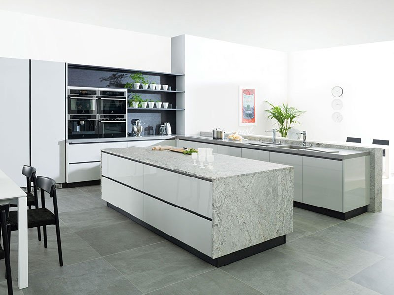 Muebles de cocina gama decor - Islas en cocinas ...