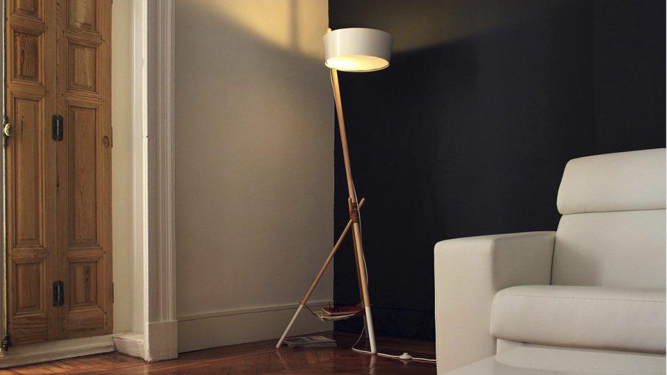 L mparas de dise o ka de woodendot - Tipos de lamparas ...