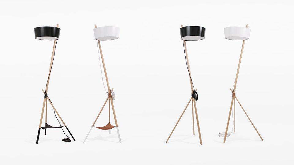 Como hacer una lampara de pie top qu puedes hacer con una - Como hacer lamparas de pie ...