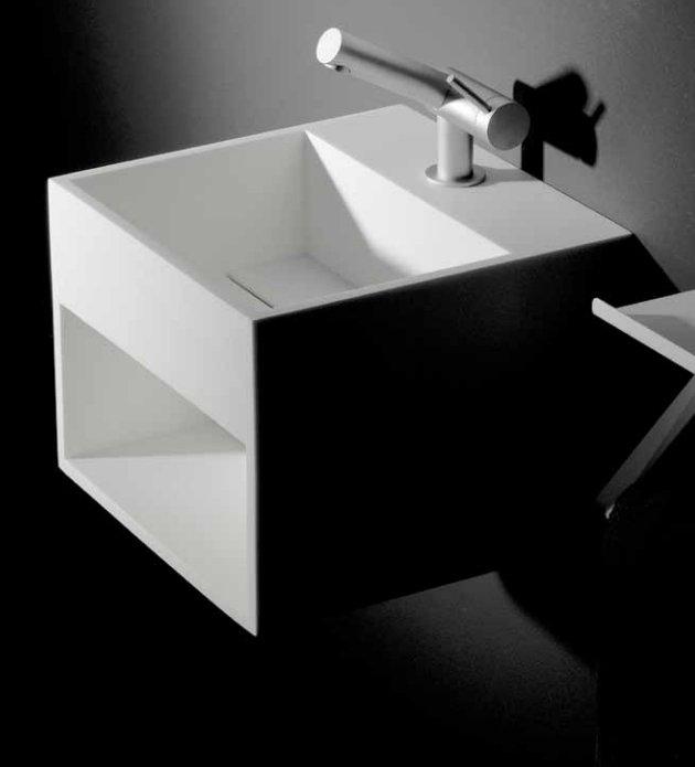 Fotos de lavabos modernos de la firma cosmic lavabos Diseno muebles de lavabo