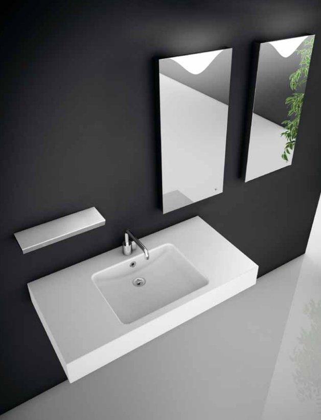 muebles de bao de lavabos modernos de la firma cosmic lavabos cosmic para muebles de bao japonesas