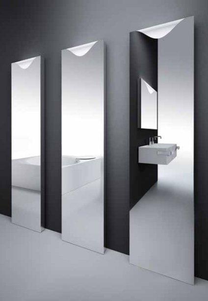 Lavabos cosmic para ba os modernos for Banos 2 lavabos