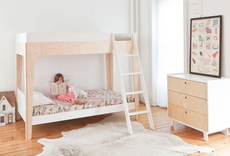 Originales camas para habitaciones infantiles for Literas originales y baratas