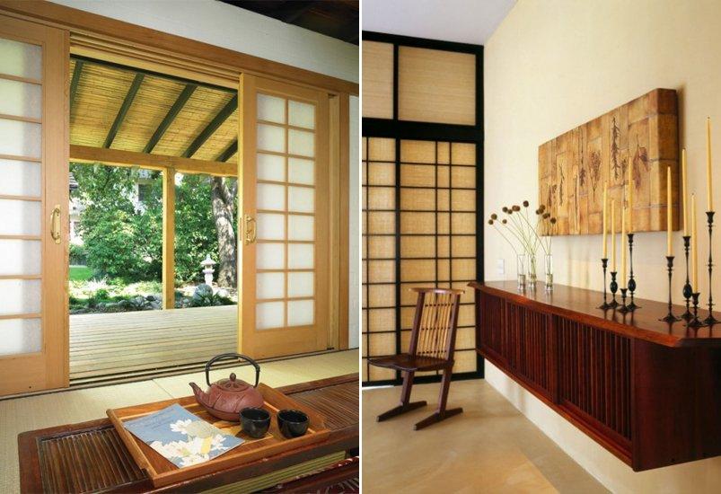 Decoracion Japonesa Para Salon ~ para puertas ventanas o incluso para dividir espacios las pantallas