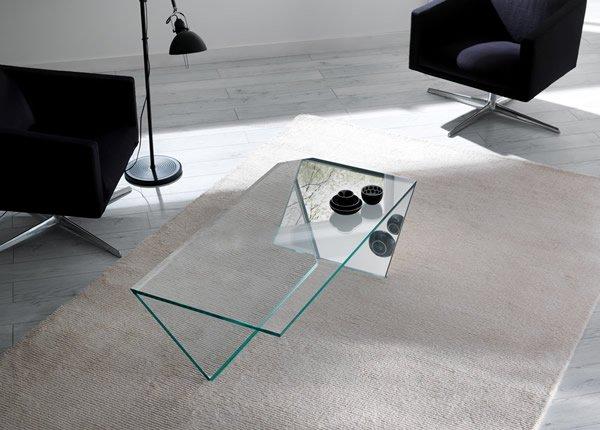 mesas de centro de cristal modernas On mesas de centro de diseno de cristal