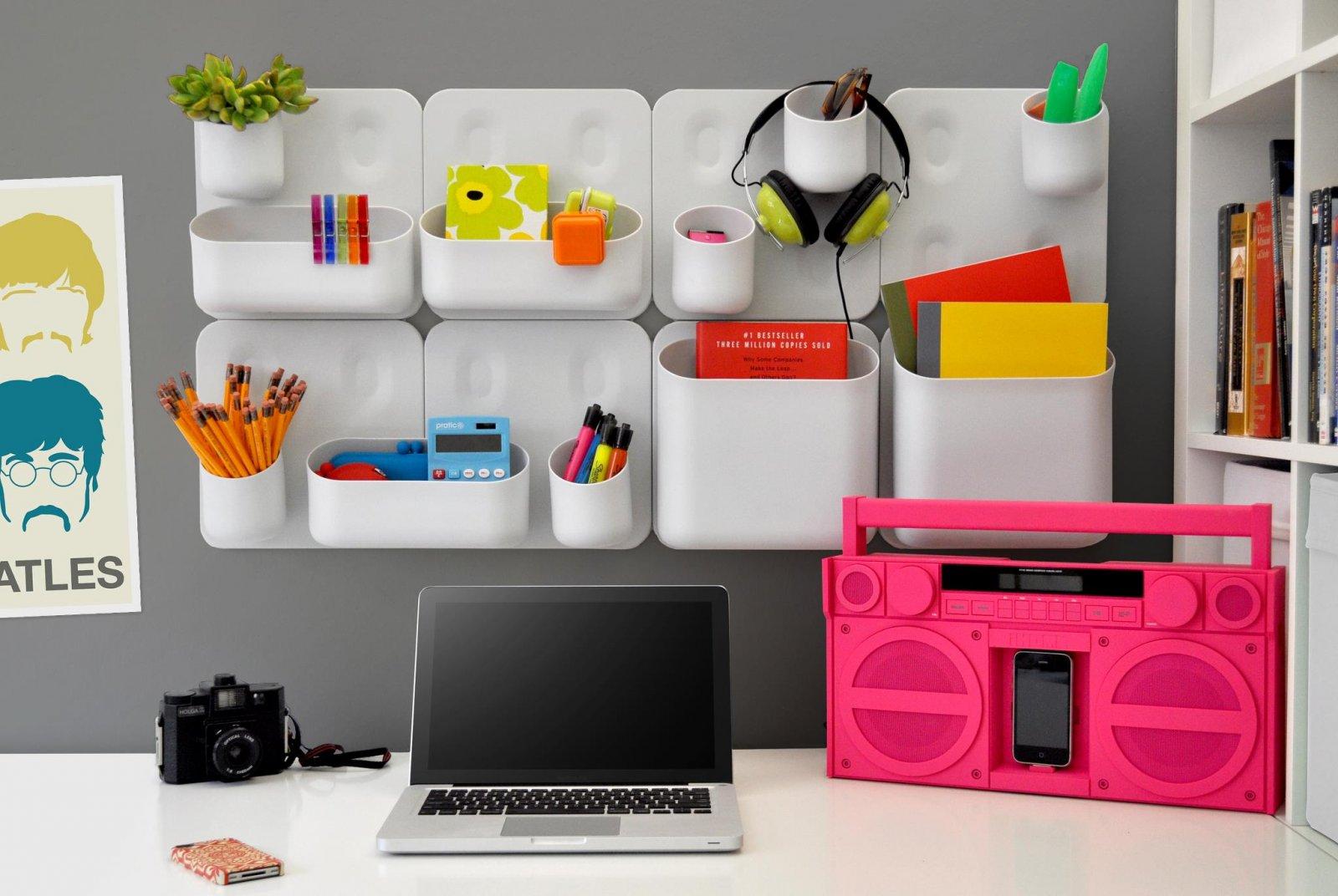 Urbio nos ayuda a organizar nuestro hogar - Vide poche mural plastique ...
