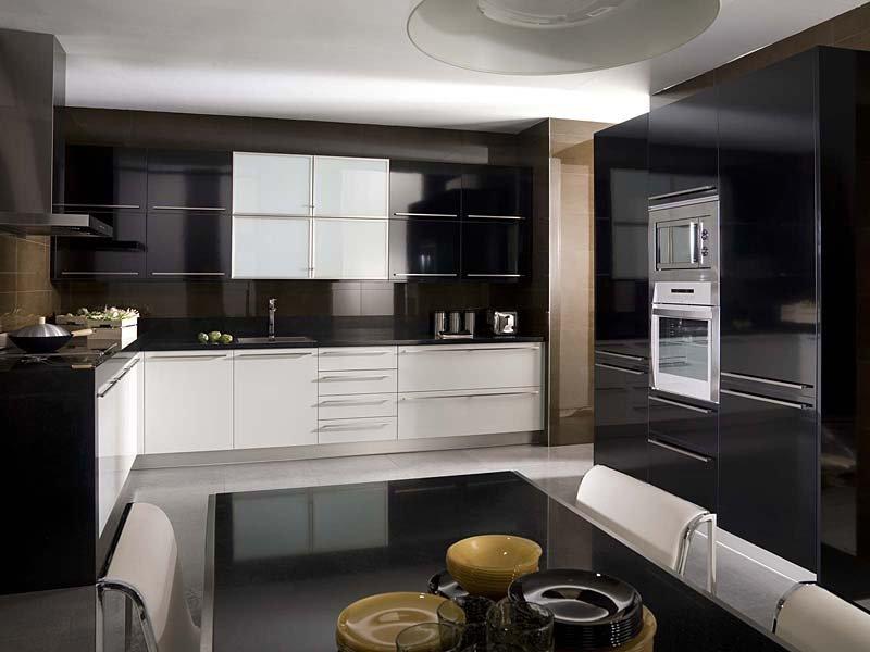Muebles de cocina gama decor for Cocinas amoblamientos modernos