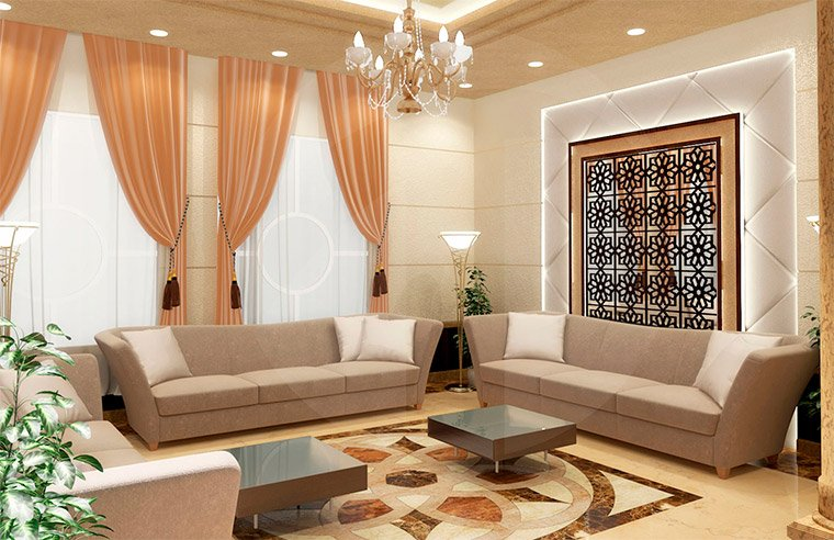 Muebles de dise o para una decoraci n rabe for Decoracion banos estilo arabe