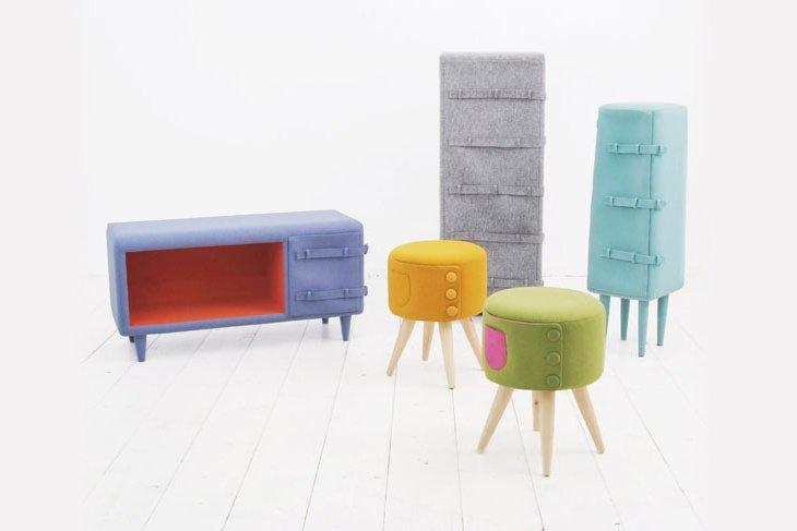 Muebles infantiles del dise ador kam kam - Disenador de armarios ...