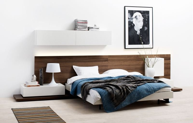 dormitorios de la firma boconcept. Black Bedroom Furniture Sets. Home Design Ideas