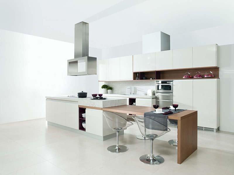 Muebles de cocina gama decor for Mobiliario de cocina