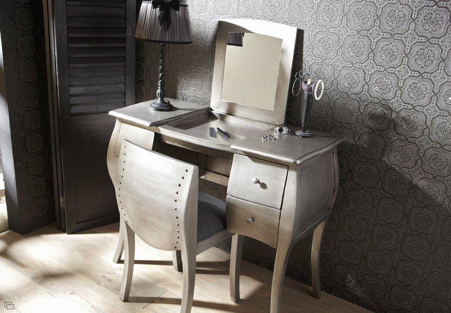Muebles para un dormitorio rom ntico for Muebles de dormitorio