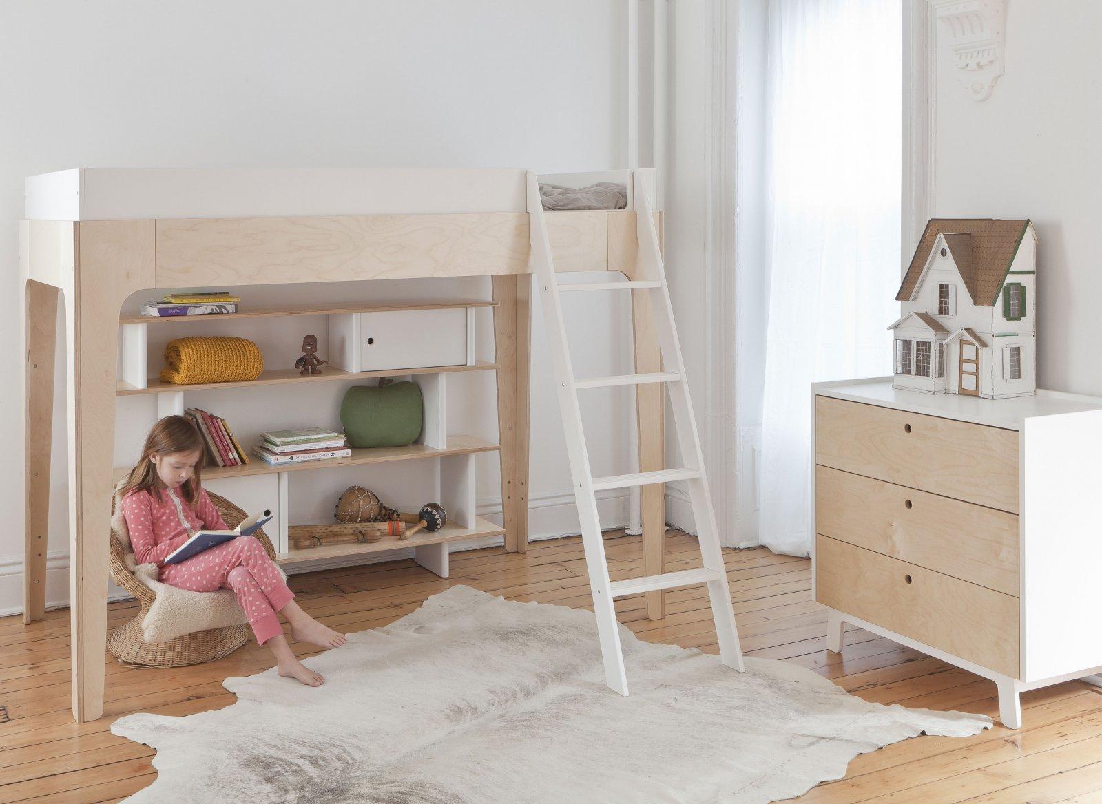 Originales camas para habitaciones infantiles - Habitaciones ninos originales ...