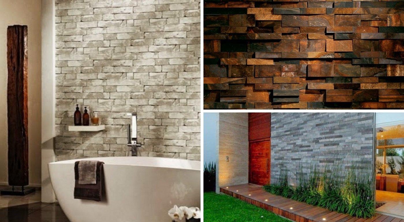 Piedra natural para fachadas for Tipos de piedras para paredes exteriores
