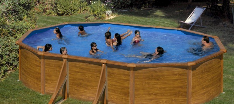 Piscinas para enterrar baratas ideas de disenos for Piscinas eroski