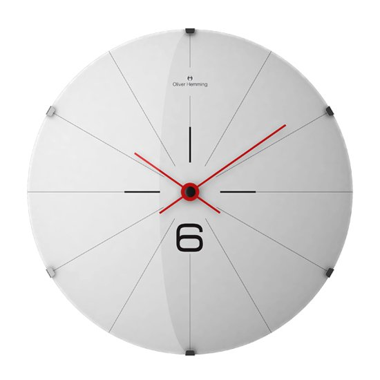 Fotos de relojes de pared de oliver hemming relojes de - Relojes rusticos de pared ...
