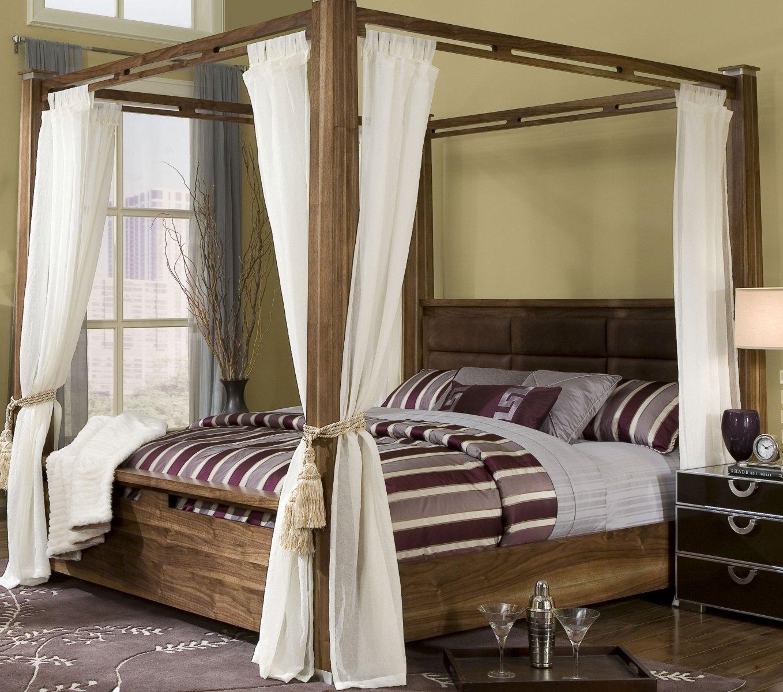 Selecci n de camas con dosel - Doseles para camas ...