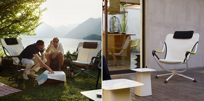 Sillones y sof s de exterior modernos - Sillon para exterior ...