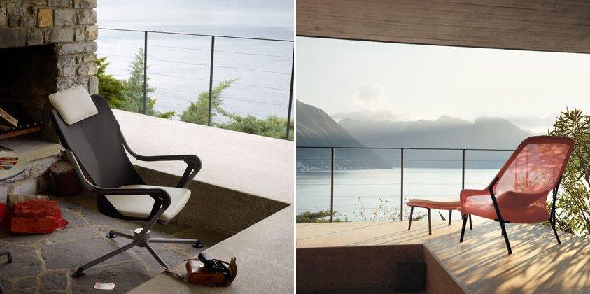 sillones de exterior modernos - Sillones Exterior