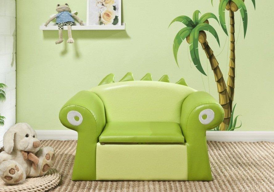 Sillones baratos para dormitorios infantiles. BricoDecoracion.com