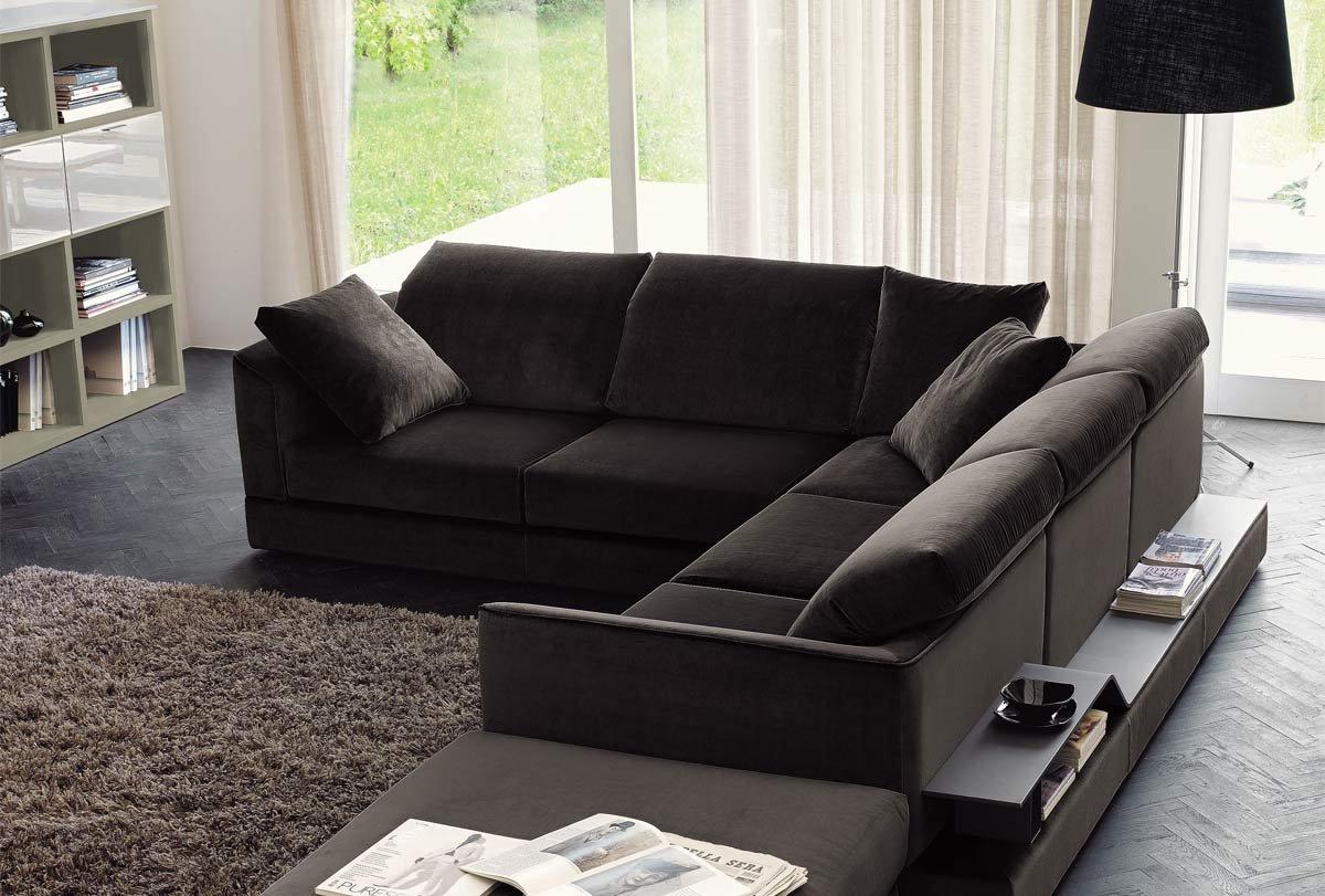 Fotos de sofás de diseño Berloni. Sofás de diseño Berloni