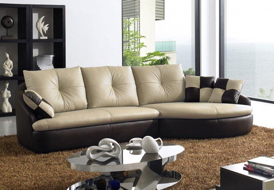 Sofas de piel en venta unica for Sofas y sillones de piel
