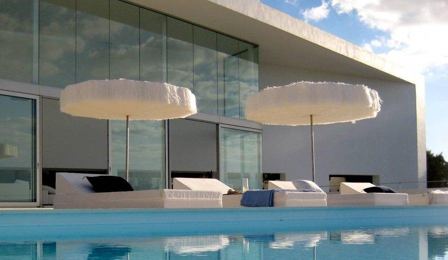 Sombrillas para terraza de dise o ii - Sombrillas terraza segunda mano ...