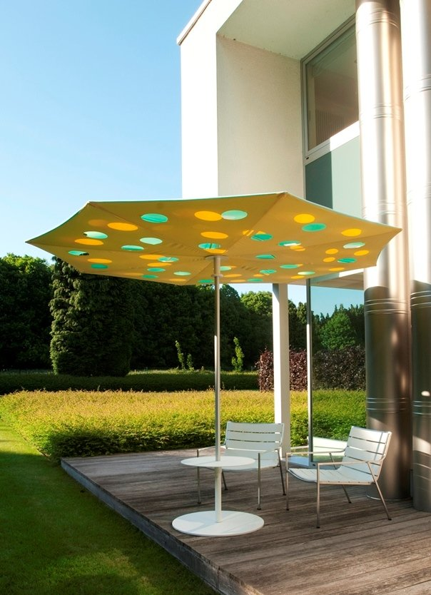 Sombrillas sywawa sombrillas para terraza de dise o for Sombrillas terraza