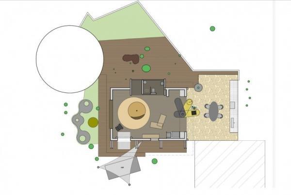 imágenes del proyecto de interiorismo de fabio galeazzo. decoración