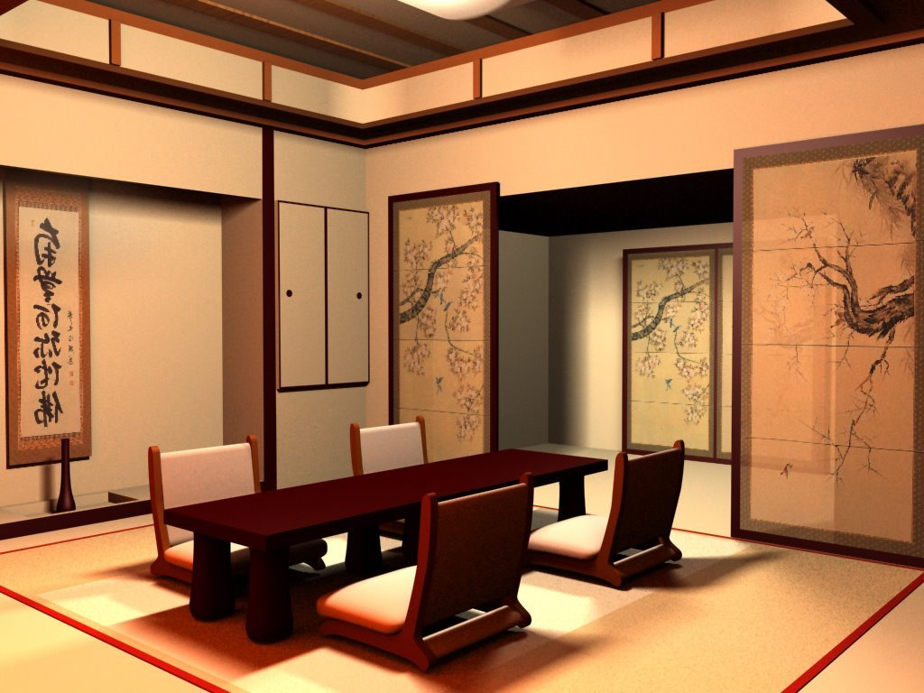 Fotos de decoraciones japonesas consejos para una for Decoracion estilo japones