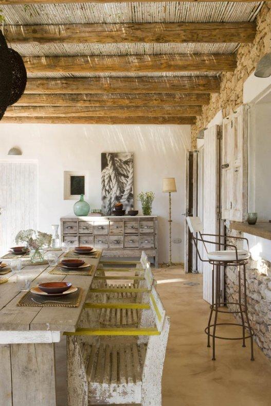 Peque a gu a para un estilo mediterr neo - Decoracion estilo mediterraneo ...