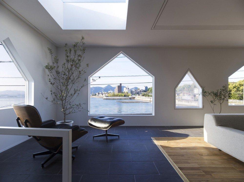 Decoraci n de estilo minimalista for Piani di casa minimalista